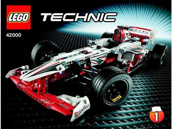 Galeria Kaufhof: Lego Technik Sportwagen (Nr. 42000)