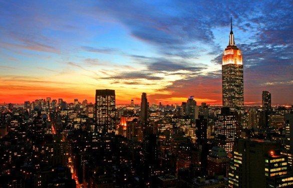Frankfurt -> New York 10 Tage inkl. Hotel in Manhattan mit Lufthansa für nur 409€ p.P.