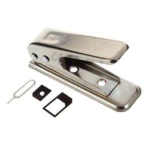 Nano Sim Cutter inkl. 2 SIM-Karten Adapter nur 1,77 Euro inkl. Versand