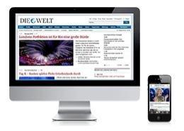 Die WELT Digital 8 Wochen - Kostenlos