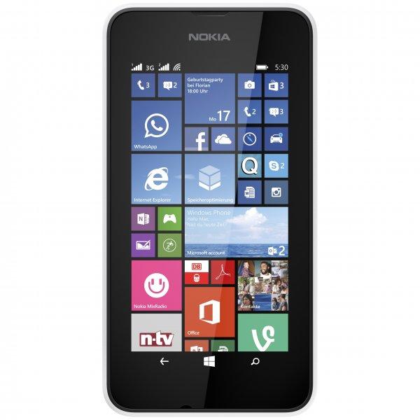 Nokia Lumia 530 Dual-SIM (Weiß)