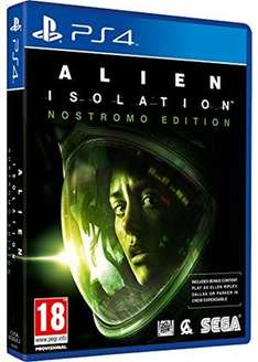 Alien: Isolation - Nostromo Edition (PS4) für 44,98€ @Base.com