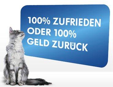 [Offline] 750g Perfect Fit Katzenfutter mit 100% Geld-zurück-Garantie