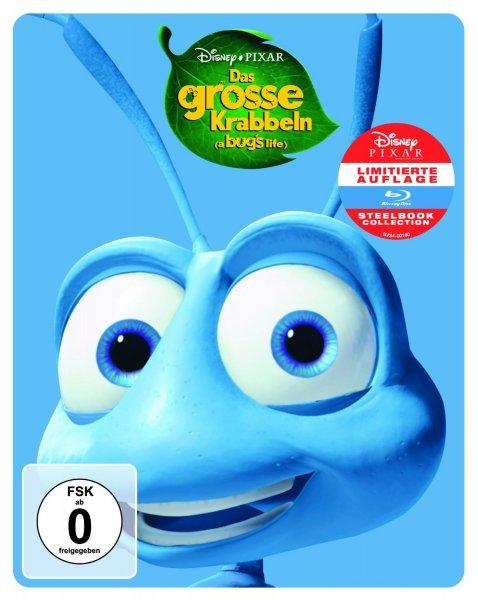 @Amazon: Das große Krabbeln - Steelbook [Blu-ray] für 7,99€ + VSK