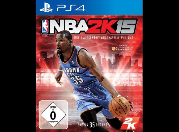 [PS4 oder XBOXONE] - NBA 2K15 für 29€ - Saturn.de VSK-frei