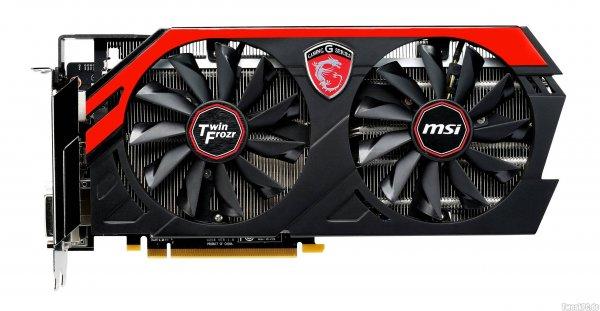 MSI Radeon R9 290X GAMING 4G (4GB) = 297,50€ inkl. Versand
