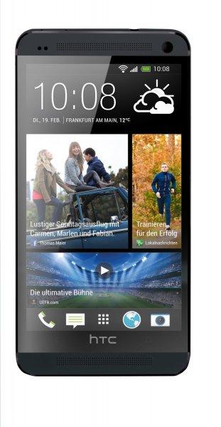 HTC One 32GB (M7) Schwarz für 299€ @Saturn.de