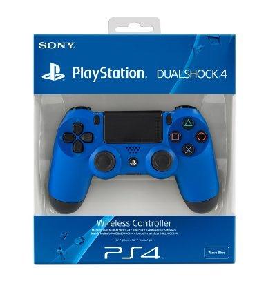 PlayStation 4 - DualShock 4 Wireless Controller, blau für 48,34 € NEU und OVP