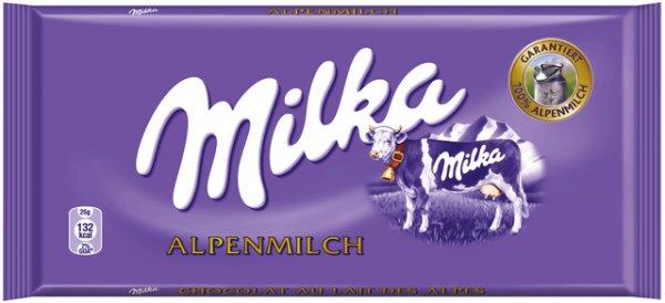 (Kaufland bundesweit) Milka versch. Sorten 0,59€