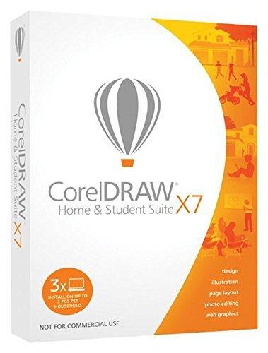 CorelDRAW Home & Student Suite X7 für 69€als Downloadcode @ Game and Fun