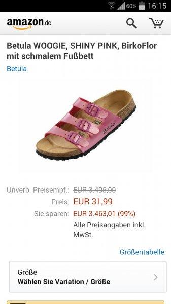 Betula WOOGIE, SHINY PINK, BirkoFlor mit schmalem Fußbett- online
