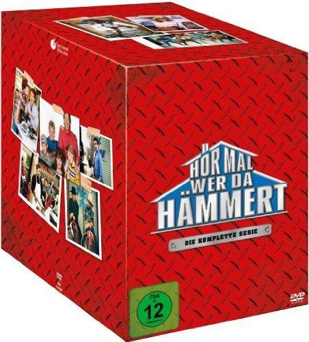 Hör mal wer da hämmert Komplettbox (Staffel 1 - 8 auf DVD) @ Amazon Blitzangebote für 34,97 €