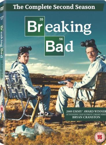 Breaking Bad 2. Staffel bei The Hut für 13,47€