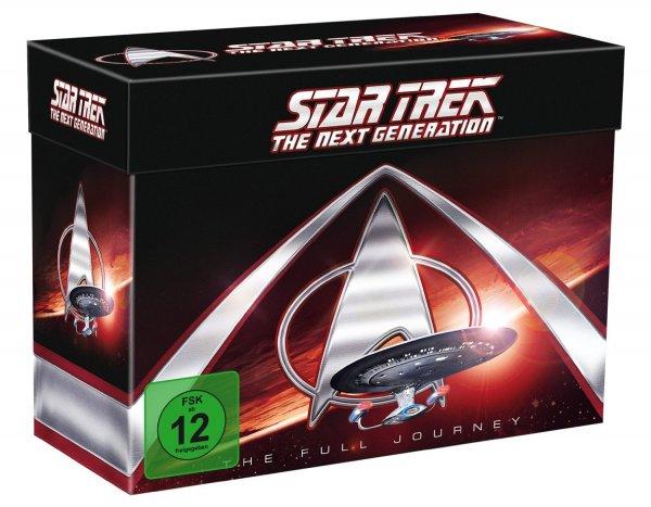 Star Trek: The Next Generation - The Full Journey [49 DVDs] 52,97€ @Amazon
