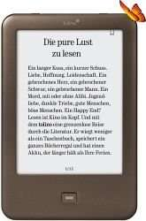 Tolino Shine ebook-reader für 84 € idealo 99 €