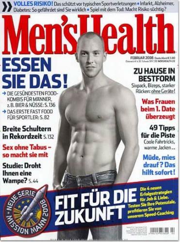 Men's Health 2 Jahres Abo für 10€ (Best Choice 80€)