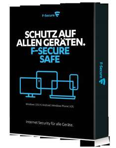 F-Secure SAFE Internet Security 2015 bis zu 80% günstiger