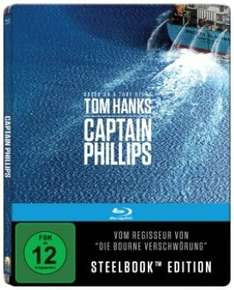 [Blu-ray] Filme (Ghostbusters 1+2, Need for Speed 3D, Captain Phillips Steelbook...) @ Alphamovies