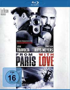 [Blu-ray] From Paris with Love (ab 3€) @ Media-Dealer