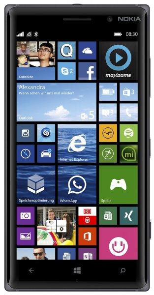 Nokia Lumia 830 für 315€ amazon.de