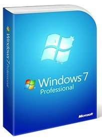 [Rakuten] Windows 7 Professional 32/64 Bit SP1 Lizenzkeycode OEM (Dell)