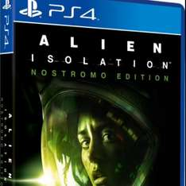 [UK] Alien: Isolation - Nostromo Edition PS4 für 36,38€ + 3,15€ Versand (deutscher Ton) (KEIN Zollrisiko)