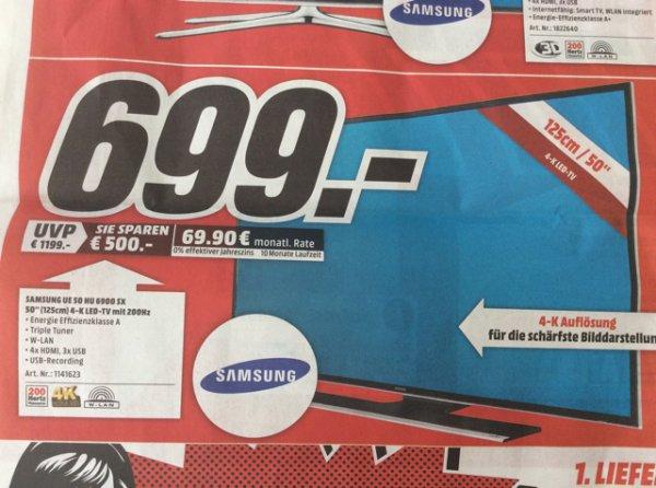 Samsung UE 50 HU 6900 SX