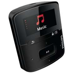 PHILIPS MP3Player SA4RGA02KN12 @Favorio 21.95€