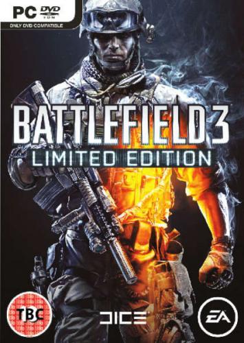 Battlefield 3: Limited Edition für 34 Euro vorbestellen