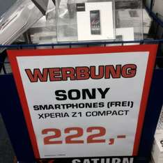 Sony Xperia Z1 Compact - Super Angebot