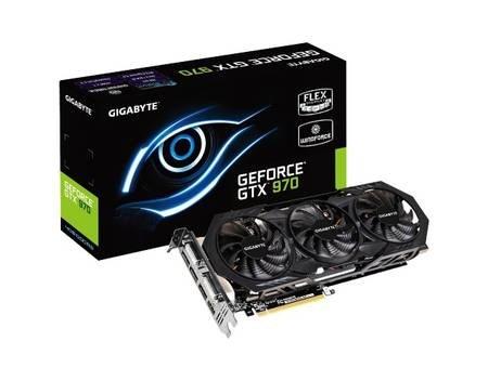 Gigabyte GeForce GTX 970 WindForce 3X bei Meinpaket 327,74€