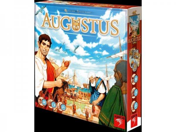 Augustus bei Spiele-Max für 17,95€ inkl. Versand