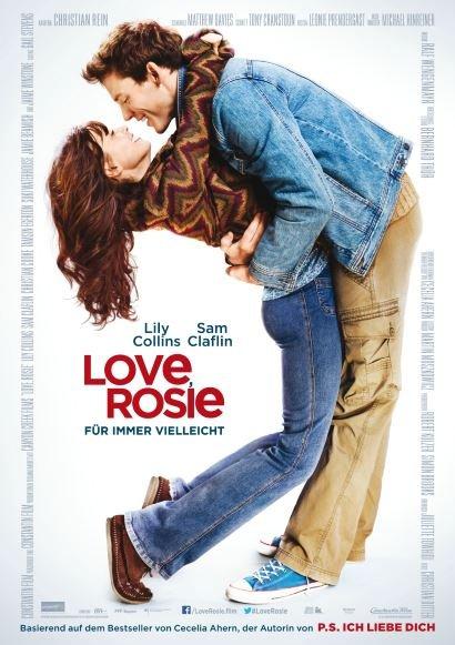 """Komplett kostenlos ins Kino zu """"LOVE, ROSIE – FÜR IMMER VIELLEICHT"""" - zahlreiche Städte!"""