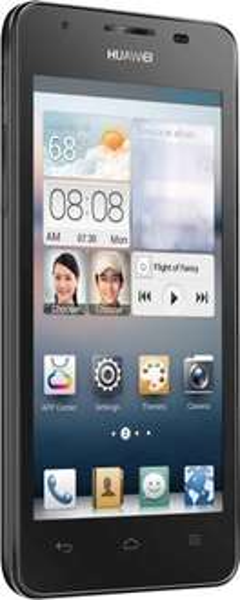 @Amazon -WHD Huawei Ascend G510 Smartphone Schwarz