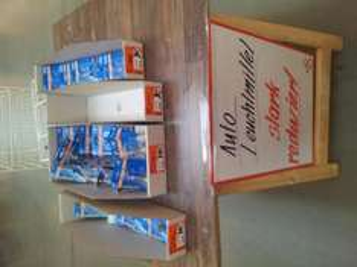 [lokal] bei Bauhaus in Braunschweig - Markenleuchtmittel von Osram w5w, t4w Cool Blue Xenon und h1, h4