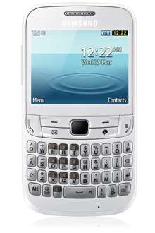 Tastaturhandy Messaging Facebook Handy Samsung Chat 357 @ 29,99 ( wie Neuzustand)