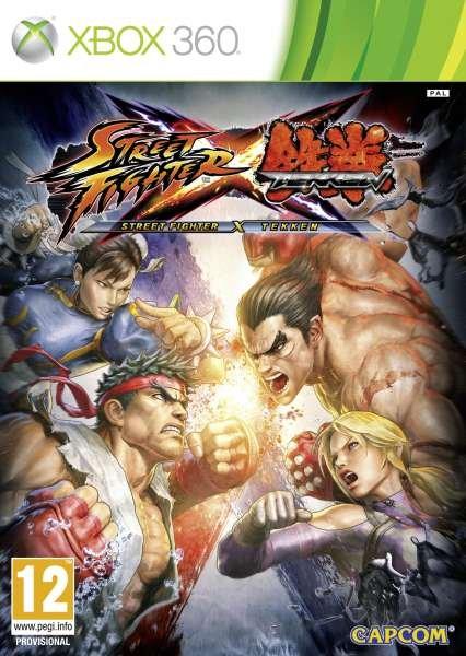 Street Fighter X Tekken (Xbox 360) für 7,65€ @Zavvi.com