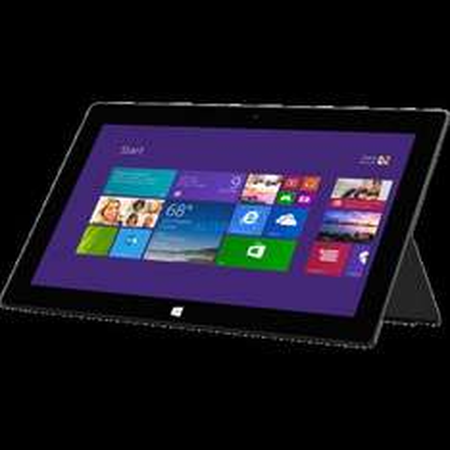 Microsoft Surface 2 Pro 256 GB in schwarz ohne Tastatur @zackzack