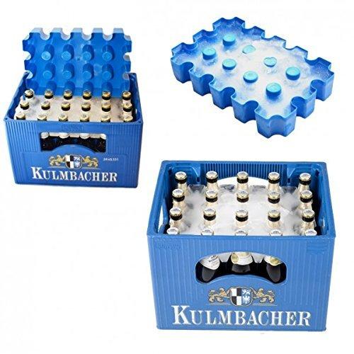SL-Eisblock - Bierkastenkühler für 0,33 Liter Flaschen