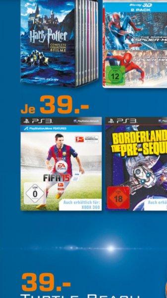 [Lokal] Fifa 15 (PS3/XBox 360) Saturn Hagen Westf.