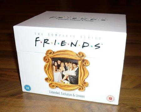 [amazon] Friends Superbox 41Discs