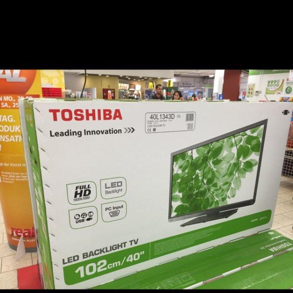Toshiba 40L1343D