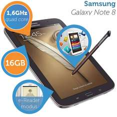 Samsung Galaxy Note 8.0 WiFi 16GB - QuadCore Android Tablet – Refurbished