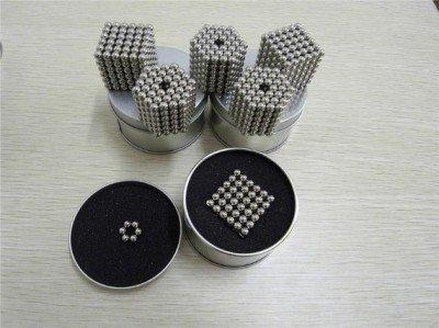 216 Neodym Magnet Kugeln 3/5/7/10mm  @magnetportal  ab 9,98€