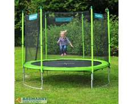 Hudora Family Trampolin 300 cm grün für 148,75 € / Idealo ab 199 Euro