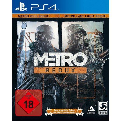 [offline - Müller] 20% auf Spielwaren und Games - Metro REDUX (PS4) für 31,99€