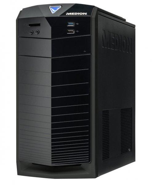 Medion E4034 (A10-7800 - 4x 3,5GHz, 4GB RAM, 2TB HDD, WLAN, Win 8.1) - B-Ware @ Medion