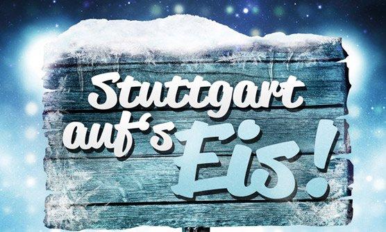 """[Eiswelt Stuttgart] Freier Eintritt am Sonntag (26.10.) von 9.30 bis 16 Uhr zu """"Stuttgart auf's Eis"""""""