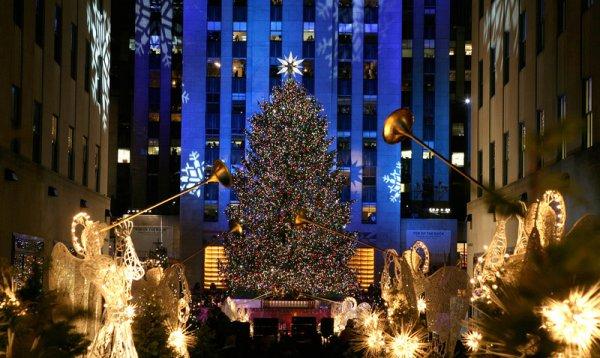 Vorweihnachtszeit in New York (Hasbrouck Heights) - 4 Tage - Direktflug mit Lufthansa - 492€ p.P. (mit Gutschein 442€ p.P.)