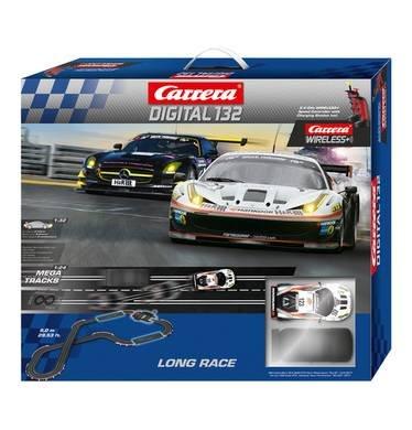 """Carrera Digital 132 - Long Race (30160) für 284,99€ bei Galeria-Kaufhof mit Gutschein """"6Tage""""- VSK-frei"""